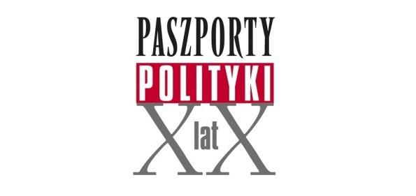 """Paszporty """"Polityki"""", logo (źródło: materiał prasowy)"""