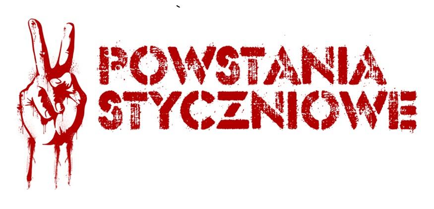 """""""Powstania styczniowe 2013"""" - logo (źródło: materiały prasowe)"""