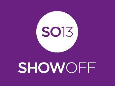 Sekcja ShowOFF, logo (źródło: materiały prasowe organizatora)