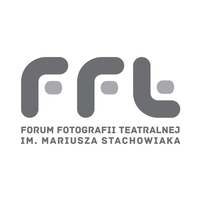 Forum Fotografii Teatralnej w Teatrze Nowym w Poznaniu - logo (źródło: materiały prasowe)