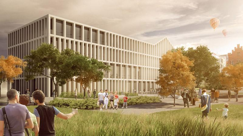 Proj. 22Architekci, Regionalne Centrum Innowacyjnej Administracji w Kołobrzegu (źródło: materiały prasowe organizatora)