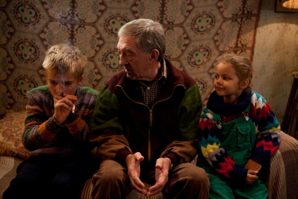 """""""Być jak Kazimierz Deyna"""", reż. Anna Wieczur-Bluszcz - kadr z filmu (źródło: materiały prasowe)"""