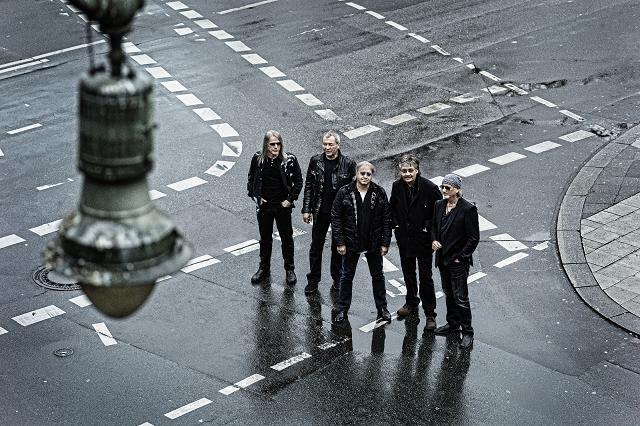Deep Purple (źródło: materiały prasowe)