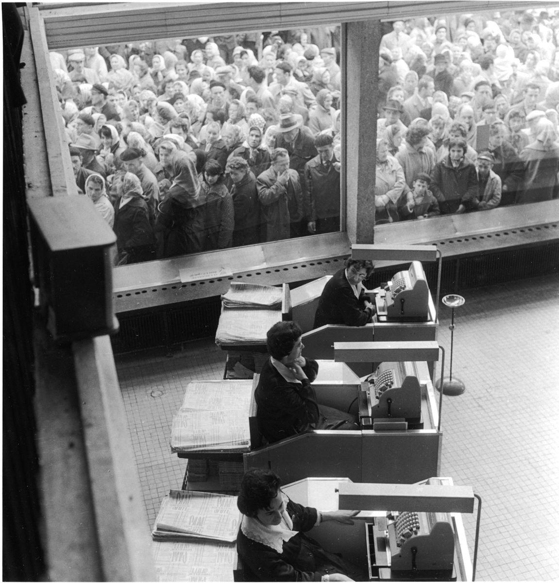 Eustachy Kossakowski, Supersam, 1962 © Anka Ptaszkowska, zdjecia wlasnoscia Muzeum Sztuki Nowoczesnej w Warszawie (źródło: materiały prasowe organizatora)