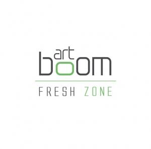 Konkurs Fresh Zone, Grolsch ArtBoom Festival, logo (źródło: materiały prasowe organizatora)
