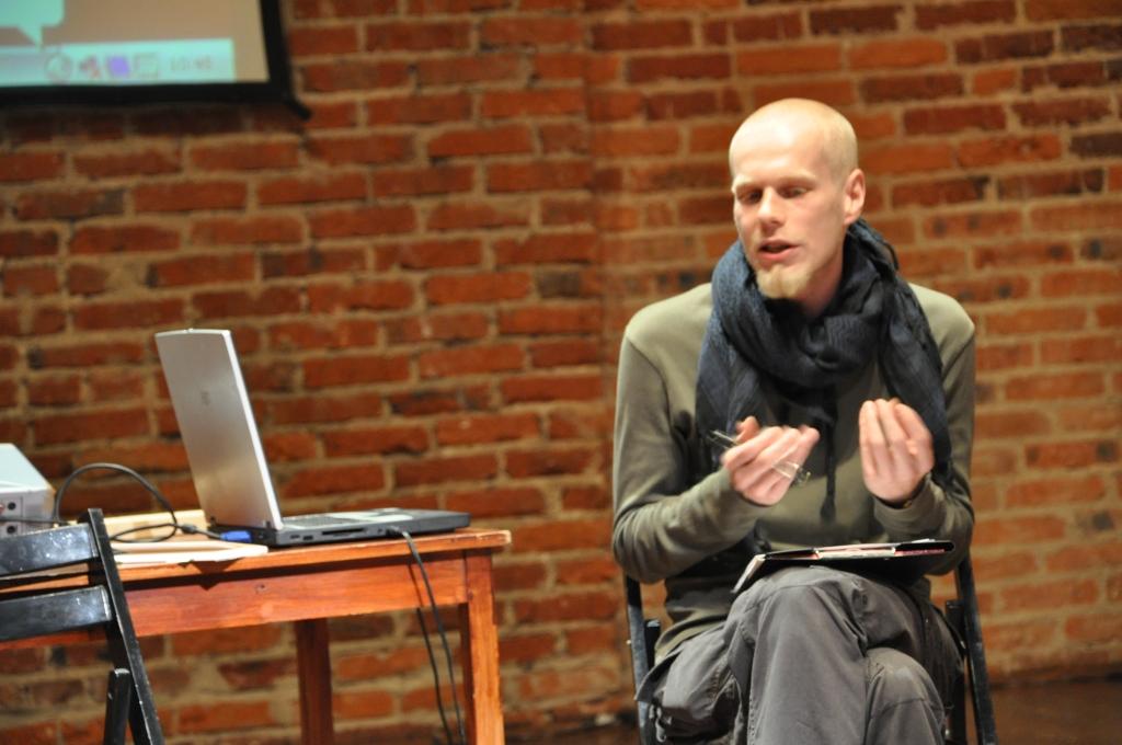 Igor Stokfiszewski, fot. Magdalena Mądra (źródło: materiał prasowy)