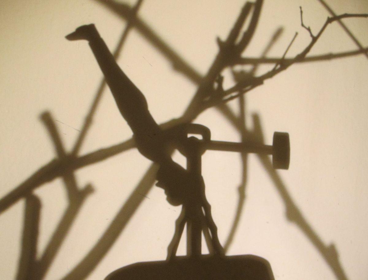Jan Mioduszewski, Bez tytułu (Zabawy naszych pradziadków), 2013, instalacja, dzięki uprzejmości artysty