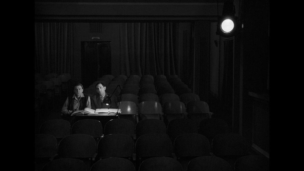 """""""Jutro premiera"""", reż. Janusz Morgenstern - kadr z filmu (źródło: materiały prasowe)"""
