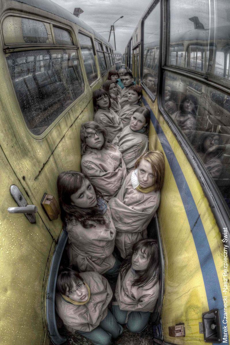 """Fot. Marek Czarnecki, """"Nasz bezpieczny świat"""" (źródło: materiały prasowe organizatora)"""