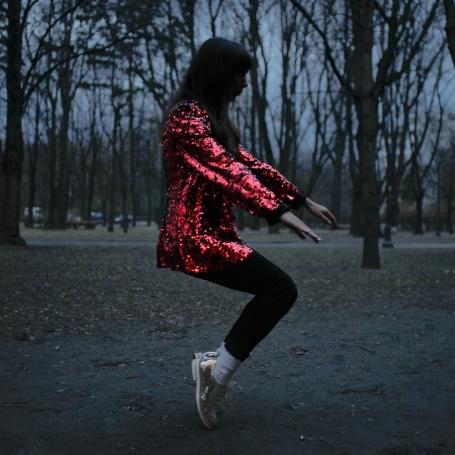 """Monika Brodka """"Lax"""" (źródło: materiały prasowe)"""