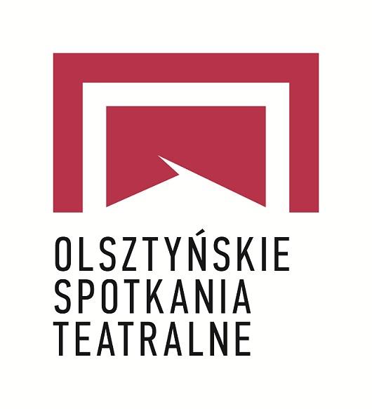 XXI Olsztyńskie Spotkania Teatralne - logo (źródło: materiały prasowe)