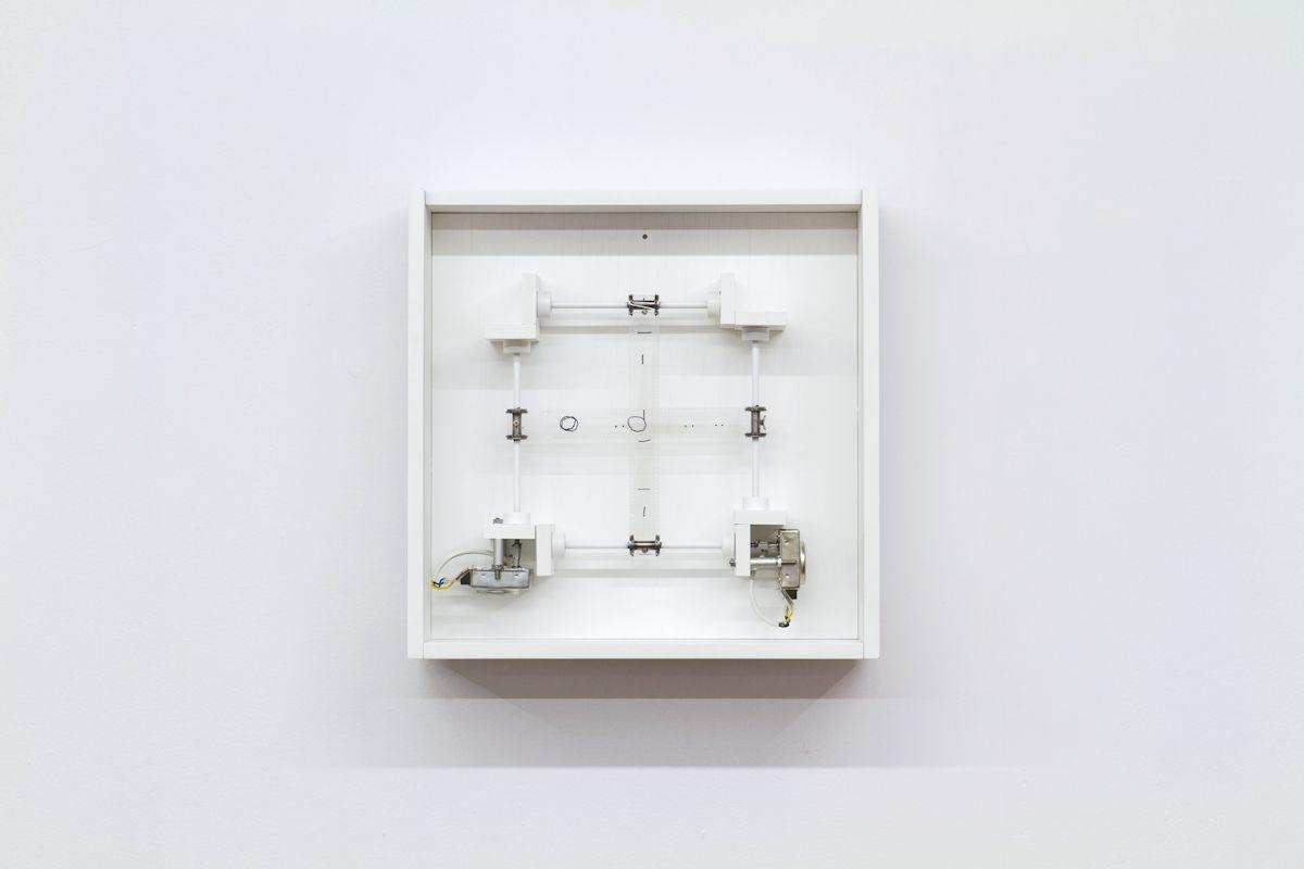 """Piotr Bosacki, """"Obiekt animowane"""", 2011-2012, dzięki uprzejmości Galerii Stereo, Poznań"""