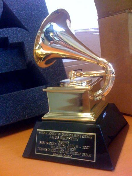 Statuetka Grammy Award