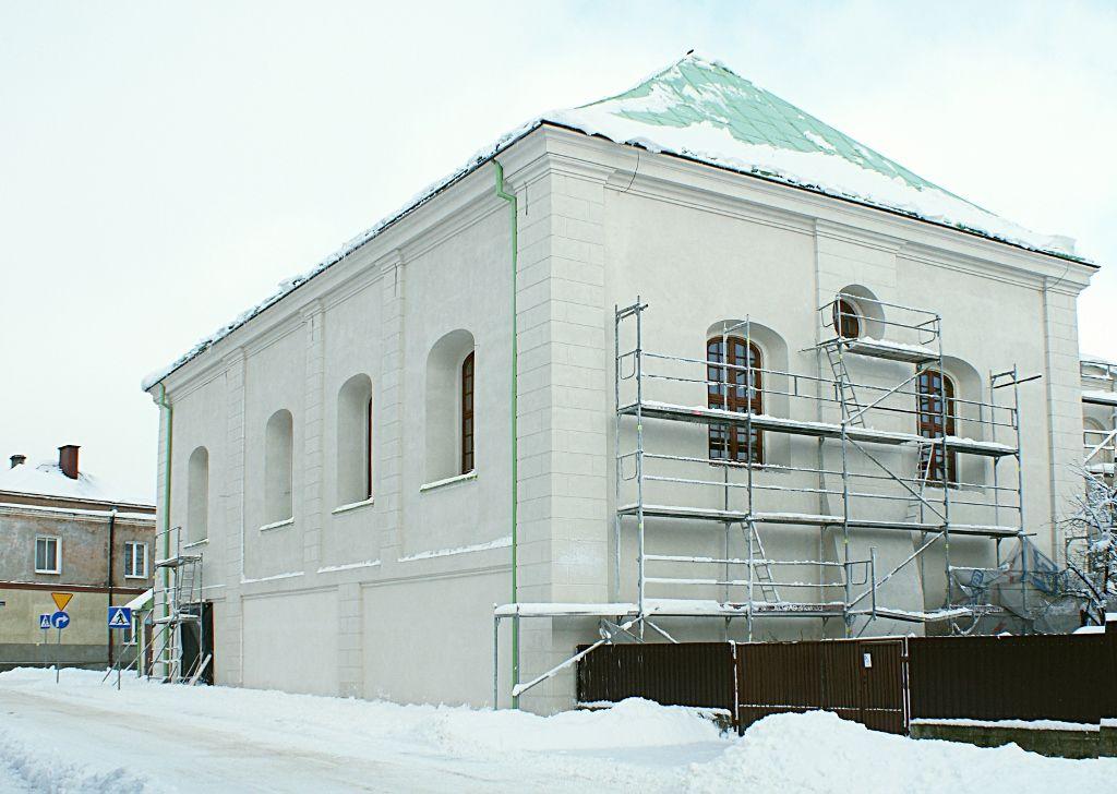 Dawna synagoga, Chmielnik (źródło: materiały prasowe organizatora)