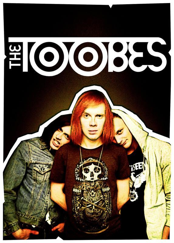 The Toobes (źródło: materiały prasowe)