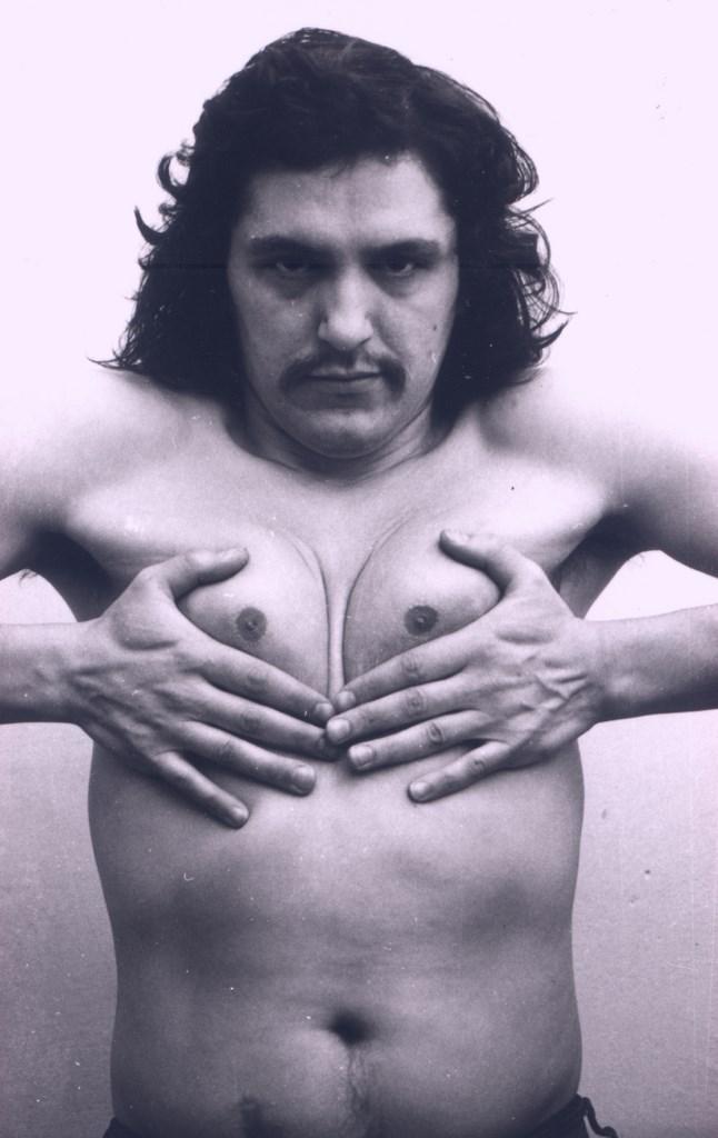 """Adam Rzepecki, """"Sztuka męska i inna"""", 1980 (źródło: materiały prasowe organizatora)"""