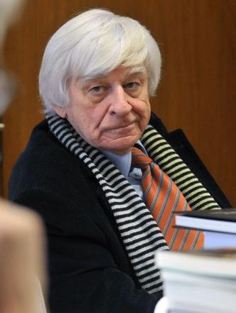 Prof. Andrzej Tomaszewski (źródło: materiał prasowy)