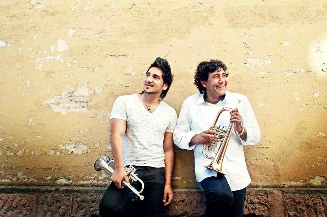 Boban & Marko Marković Orchestra, duet (źródło: materiał prasowy)