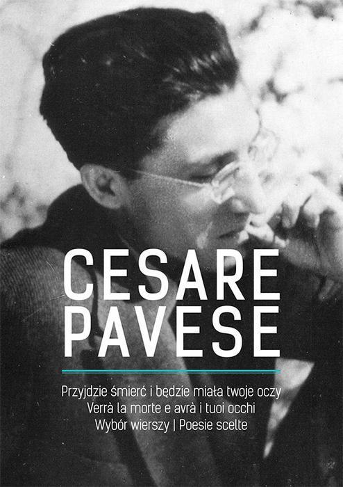 """Cesare Pavese, """"Przyjdzie śmierć i będzie miała twoje oczy"""", okładka (źródło: materiał prasowy)"""