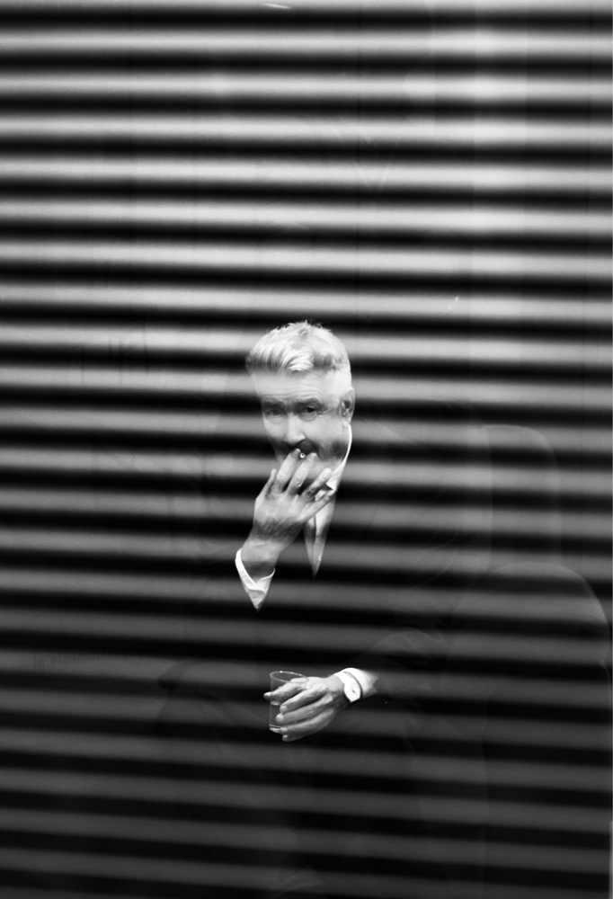 David Lynch, fot. Daniel Raczyński (źródło: materiały prasowe organizatora)