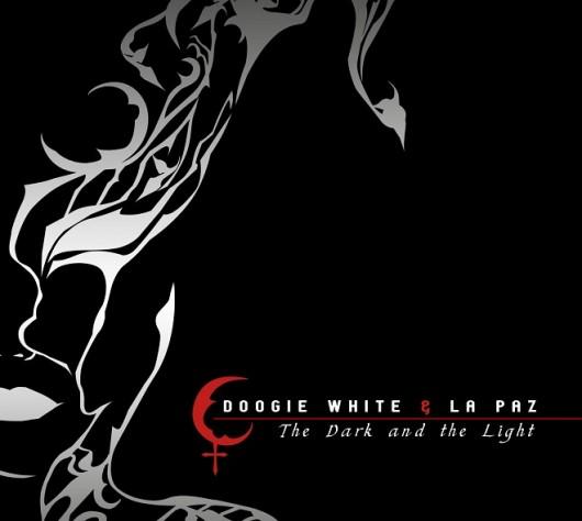 """Doogie White & La Paz, """"The Dark and The Light"""" - okładka płyty (źródło: materiały prasowe)"""
