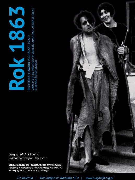 """""""Rok 1863"""", reż. Edward Puchalski (źródło: materiały prasowe)"""