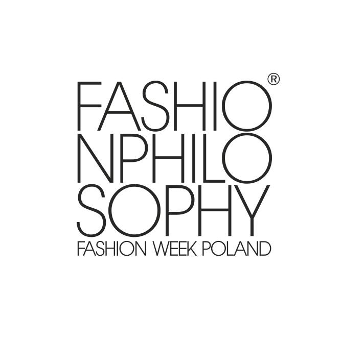 FashionPhilosophy Fashion Week Poland, logo (źródło: materiały prasowe organizatora)