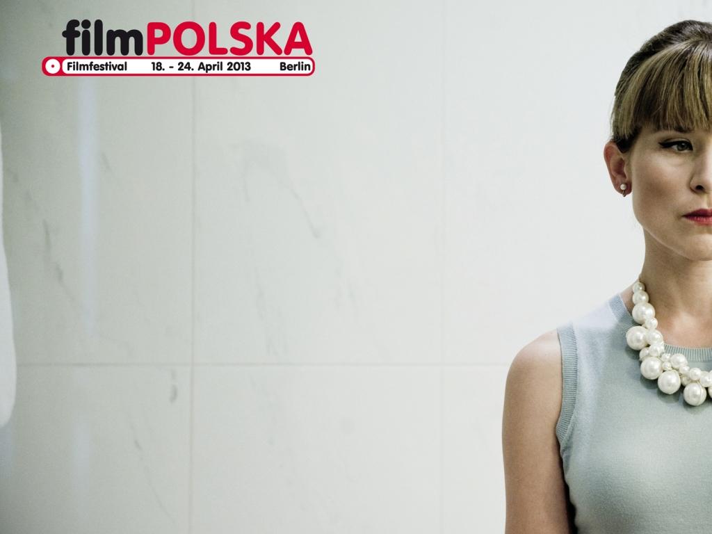 Festiwal Filmu Polskiego filmPOLSKA 2013 w Berlinie - baner (źródło: materiały prasowe)
