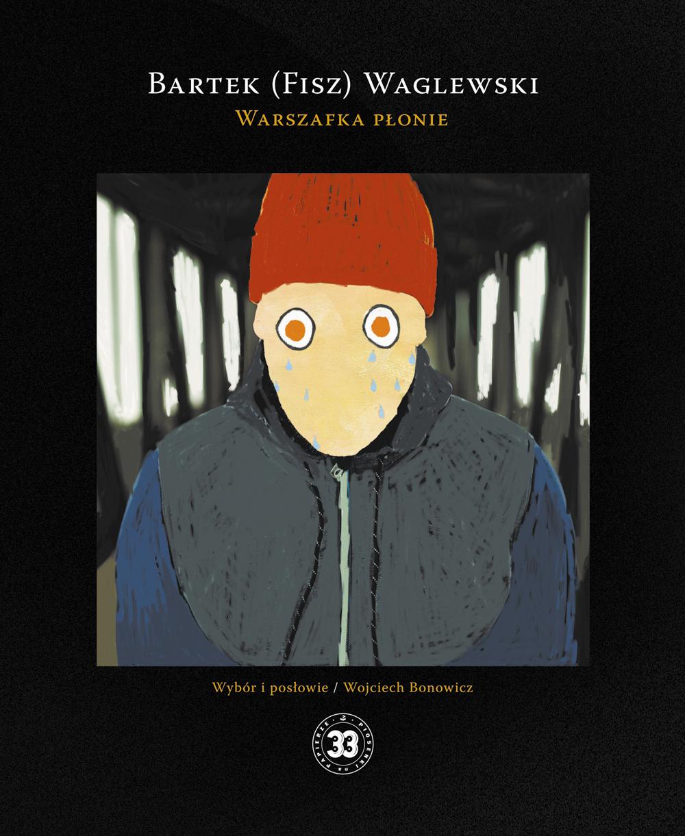 """Fisz, """"Warszafka płonie"""" - Biuro Literackie (źródło: materiały prasowe wydawcy)"""