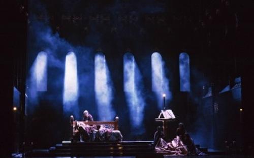 """""""Francesca da Rimini"""" w The Metropolitan Opera w Nowym Jorku (źródło: materiały prasowe organizatora)"""