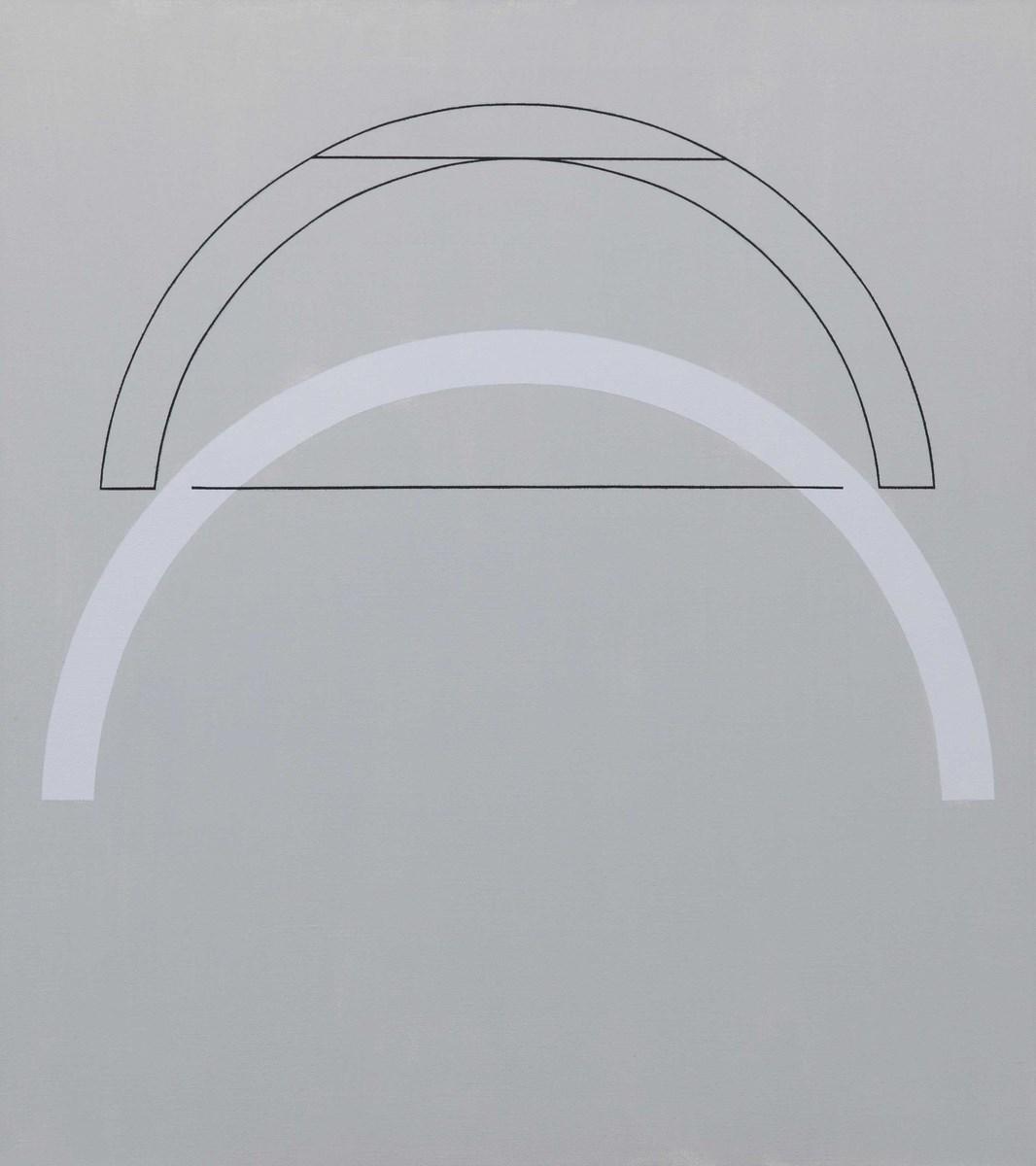 """Jerzy Kałucki, """"Biały łuk"""", 2012 (źródło: materiały prasowe organizatora)"""
