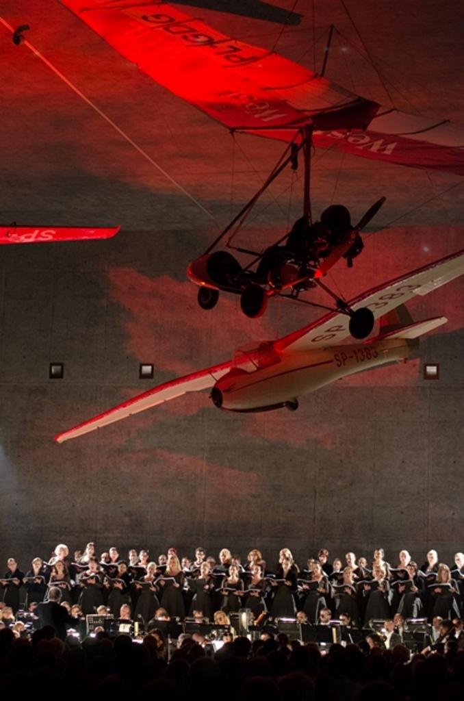 """Pierwszy koncert """"Wielkie Chóry Wielkich Oper"""" (źródło: materiały prasowe)"""