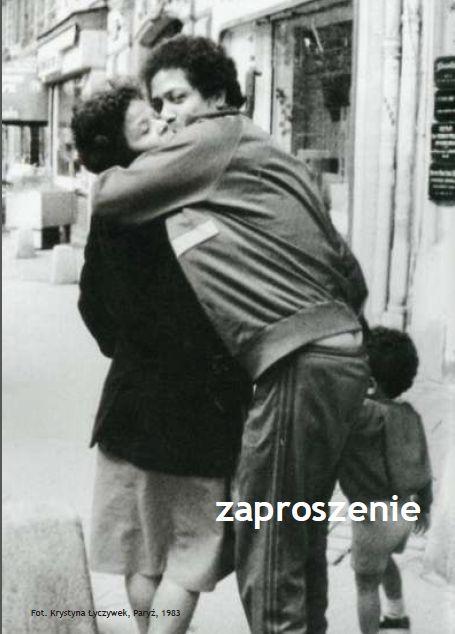 Fot. Krystyna Łyczywek, Paryż, 1983 (źródło: materiały prasowe organizatora)