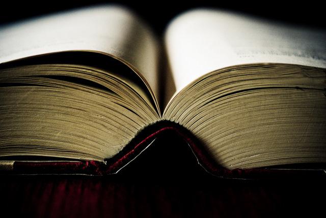 Książka (zdjęcie na licencji Creative Commons)