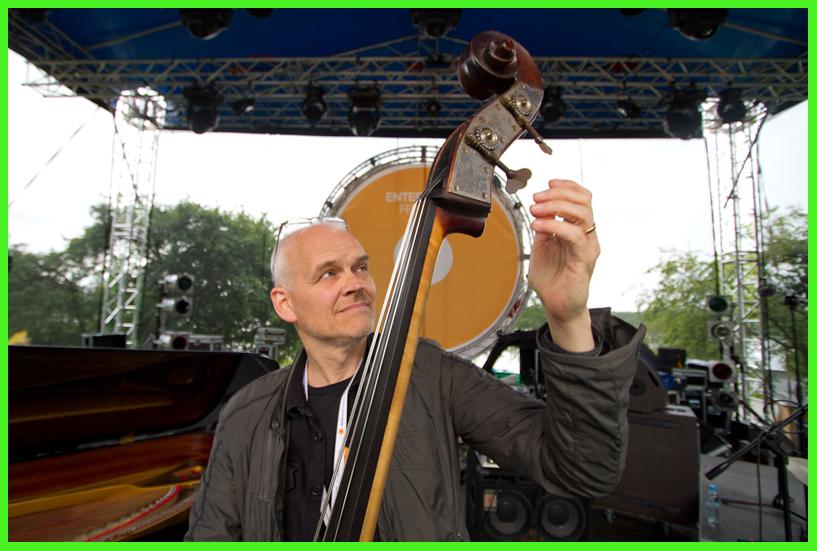 Lars Danielsson na Enter Music Festival (źródło: materiał prasowy)