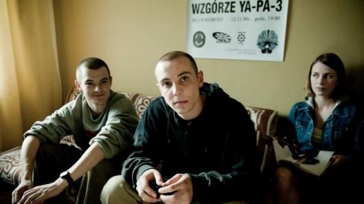 """""""Jesteś Bogiem"""", reż. Leszek Dawid - kadr z filmu (źródło: materiały prasowe)"""