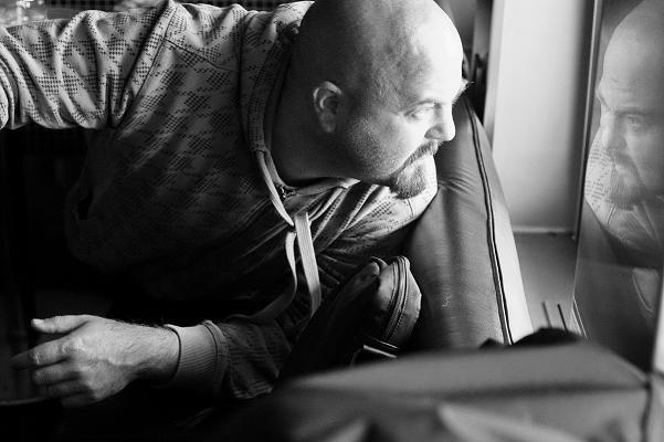Marcin Lićwinko, warsztaty pieśni podlaskiej w Studio Teatralnym Koło (źródło: materiały prasowe)