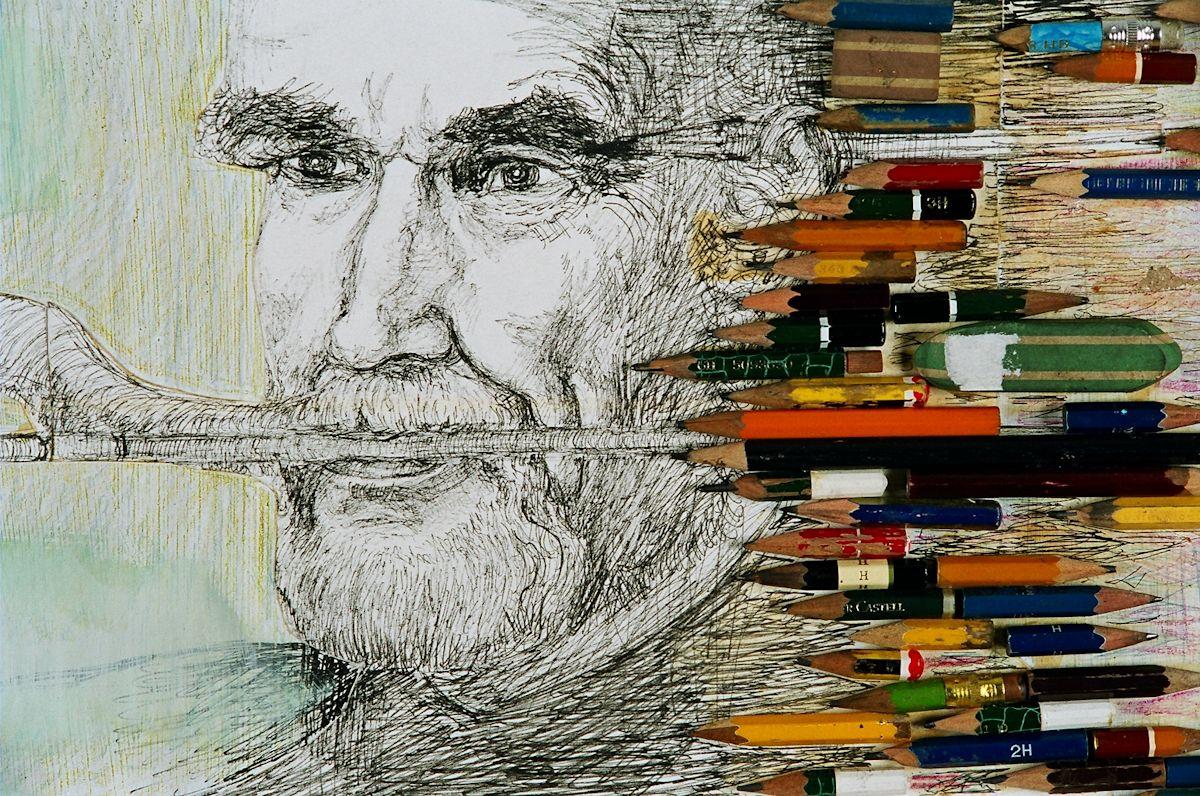 Marian Kołodziej, Autoportret, wł. prywatna (źródło: materiały prasowe organizatora)