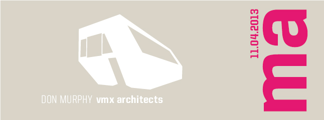Mistrzowie Architektury: Don Murphy z VMX Architects (źródło: materiały prasowe organizatora)