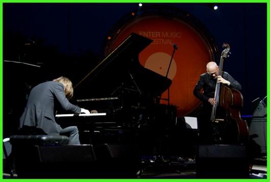 Możdżer Danielsson na Enter Music Festival 2012 (źródło: materiał prasowy)