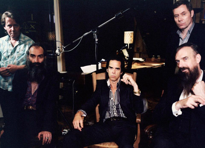 Nick Cave and the Bad Seeds (źródło: materiał prasowy)
