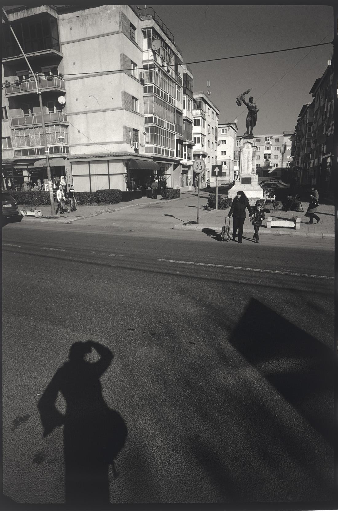 "Nicu Ilfoveanu, ""Gaiesti vertical"" (źródło: materiały prasowe organizatora)"