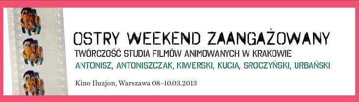 Ostry Weekend Zaangażowany, Iluzjon (źródło: materiały prasowe organizatora)