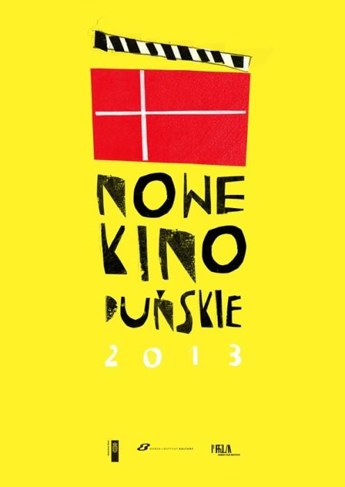 Przegląd filmowy Nowe Kino Duńskie w Warszawie - plakat (źródło: materiały prasowe)