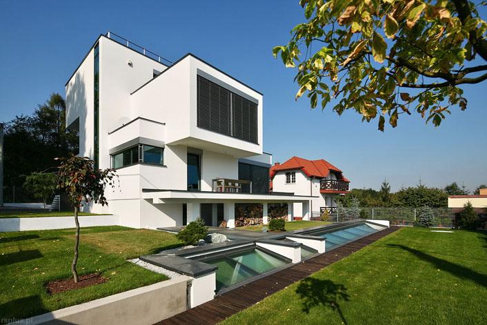 Dom xv jednorodzinny, proj. RS+, fot. Tomasz Zakrzewski (źródło: materiały prasowe)