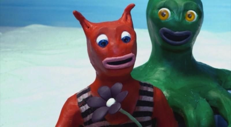"""""""Sponge ideas"""", reż. Katarzyna Nalewajka, Paulina Szewczyk (źródło: materiały prasowe organizatora)"""