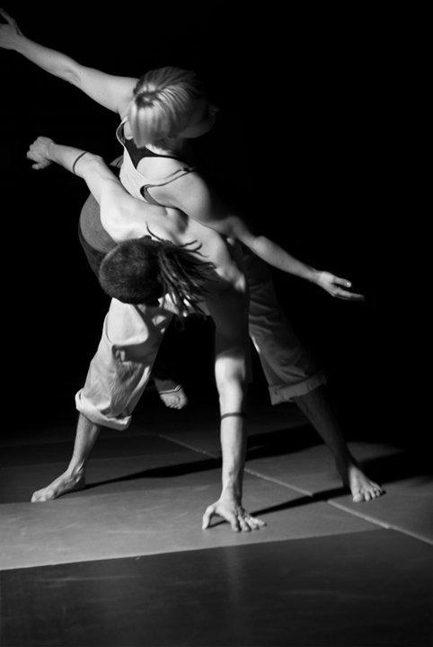 Ogólnopolskie Warsztaty Tańca Współczesnego - Michał Ratajski (źródło: materiały organizatora)