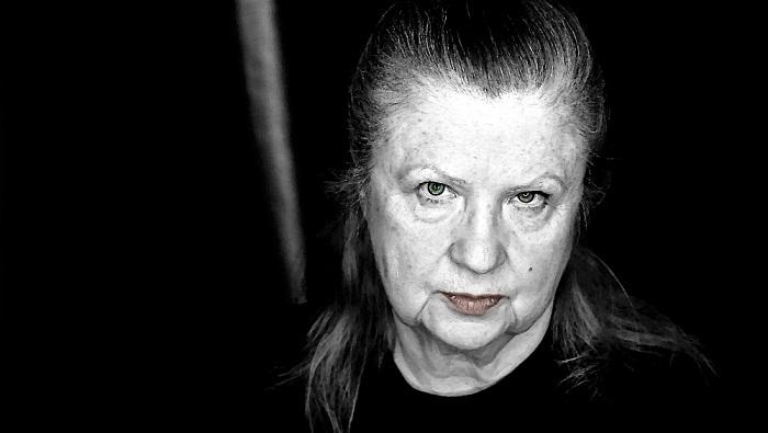 Stanisława Celińska - aktorka, wokalistka, fot. Aleksander Trafas (źródło: materiały prasowe)
