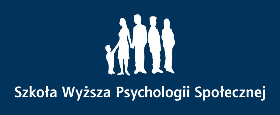 Logo Szkoły Wyższej Psychologii Społecznej w Warszawie (źródło: materiały prasowe)