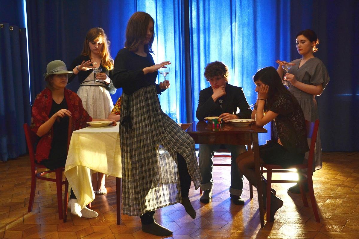 Spotkania Trójmiejskich Teatrów Niezależnych, Teatr Błękitnego Czasu (źródło: materiały prasowe organizatora)